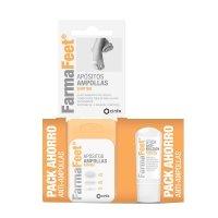 Farmafeet pack surtido 5 apósitos + stick antifricción