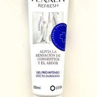 Venaliv refresh gel frío intenso efecto duradero piernas 250 ml