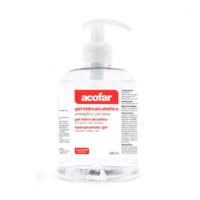 Acofar gel higienizante de manos (hidroalcohólico) con aloe vera 500 ml