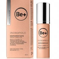 Be+ Energifique serum despigmentante corrector antimanchas 30ml