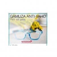Farmamoda gamuza antivaho para que no se empañen las gafas