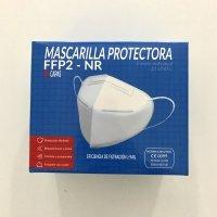 Pack 20 mascarillas FFP2 NR CE EN149:2001+A1:2009