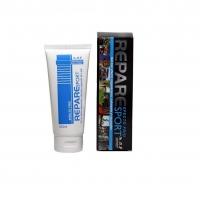 Repare sport efecto frio crema analgésica, calmante y reparadora gel 100 ml