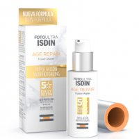 ISDIN Age Repair fusion water SPF50+ envase 50 ml