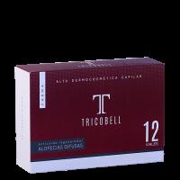 Tricobell Farma ampollas Alopecia difusa 12 viales