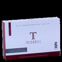 Tricobell Elite anticaida ampollas alopecia difusa 6 viales