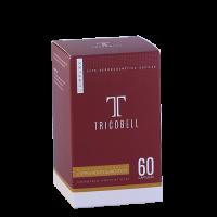 Tricobell compejo capilar especial cabello anticaida 60 cápsulas