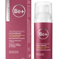 Be+ Energifique hombre revitalizante antiarrugas crema 50 ml