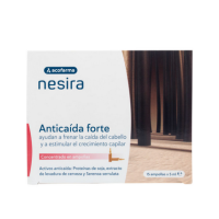 Acofarderm Nesira ampollas anticaida 15 ud x 5ml