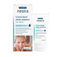 Acofar Nesira crema facial hidratante para pieles atópicas 50ml