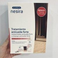 Pack Champú + comprimidos anticaida Nesira fuerte Acofar